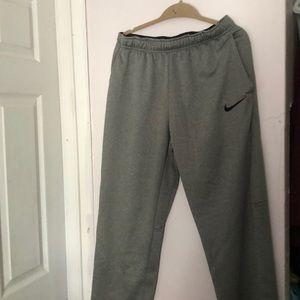 Nike dri fit sweats